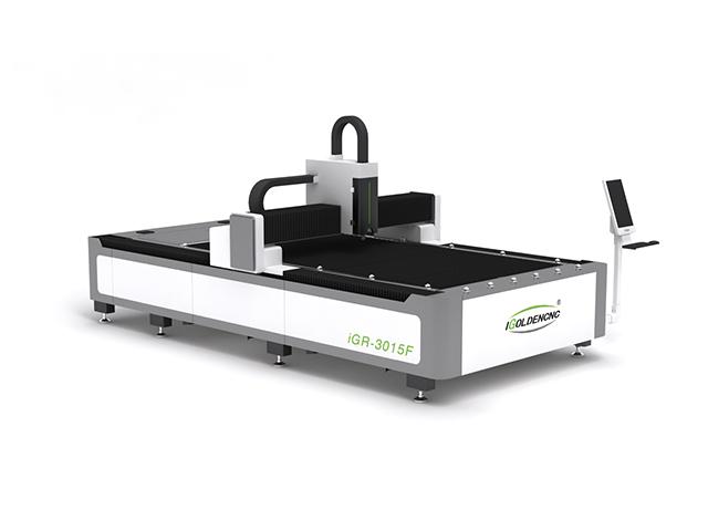 Machine de découpe laser à fibre à plat IGR-F